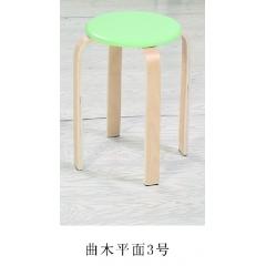 胜芳批发铁腿凳子 木质凳子 曲木凳子 四腿凳子 三腿凳子 铁质凳子 套凳 方凳 简易家具 天祥家具