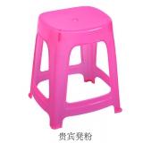 胜芳塑料凳子批发 咖啡椅 休闲椅 加厚成人家用餐桌凳 高凳子 小板凳 方凳 圆凳 儿童凳椅子 简易家具 天祥家具