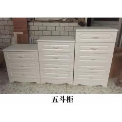 胜芳五斗柜 组合柜 储物柜批发 鑫来家具厂储物柜批发