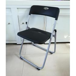 3017黑折叠椅 胜芳折叠椅批发 胜芳折椅批发 折叠椅 家用会客椅 餐椅 电脑椅 桥牌椅 莲轩家具