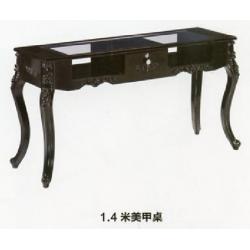 胜芳胜博发网站 美甲桌子 单人双人三人 特价桌 欧式桌 烤漆新款 指甲桌美甲店桌 维嘉隆家具