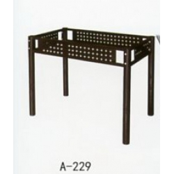 胜芳桌架批发 铁艺桌架 不锈钢桌架 餐厅桌架 餐台支架 餐桌脚 书桌桌架 折叠桌架 餐厅家具 饭店家具 家具配件 简易家具 和合家具