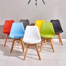 胜芳塑料餐椅批发 牛角椅塑料  圆凳 太阳椅 快餐椅 饭店椅 塑料餐椅 伊姆斯 温莎椅 无限椅 钢木家具 快餐家具 天意家具