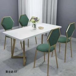 胜芳餐桌椅批发 复古式餐桌椅 铁艺餐桌椅 主题餐桌椅  钢木家具 快餐桌椅 休闲家具 工业风家具 主题家具 酒吧家具 咖啡厅家具 圣士达家具