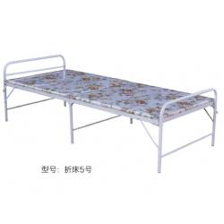 胜芳床铺批发 折叠床 单人床 铁艺折叠床 双人床 四折床 午休床 折叠椅 行军床 简易床 铁质板床 板床批发 裕鑫家具