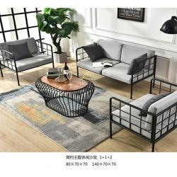 胜芳布艺沙发批发 简约沙发 布沙发 布艺转角沙发 客厅家具 美式 皮革 布艺家具 名雅家具