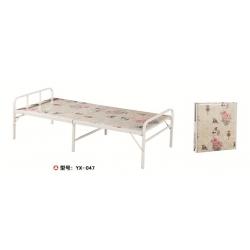 胜芳床铺批发 折叠床 单人床 铁艺折叠床 双人床 四折床 午休床 折叠椅 行军床 简易床 铁质板床 板床批发 宇鑫家具