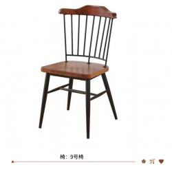 胜芳家具批发 酒吧吧台椅 升降椅子 实木椅 复古椅 铁艺椅 实木吧凳 高脚椅餐椅 复古工业 实木 北欧工业风 美式铁艺 酒店家具美式复古家具  欧瑞达家具