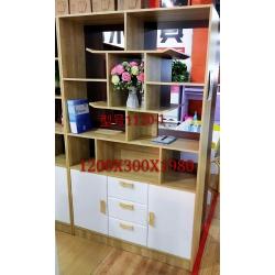 胜芳电脑桌书柜批发 烤漆博古架 板式烤漆书架电脑桌,烤漆书柜,博古架,免漆电脑桌,免漆博古架。日上家具