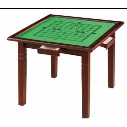 胜芳麻将桌批发 A-07 棋牌桌面 麻将棋牌两用桌面 休闲娱乐桌面 天兴家具厂 休闲家具