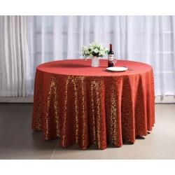 万博Manbetx官网台布批发 椅套 台布 西服罩 启瑞纺织 酒店台布 酒店椅套 布艺餐桌布