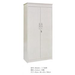 胜芳衣柜 防尘衣柜 现代 简约 经济 板式 木质衣柜批发 王伟家具