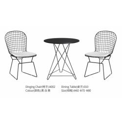 胜芳休闲椅批发 现代简约 靠背椅子 简约咖啡厅桌椅 北欧休闲 创意凳子 美式复古 铁艺椅子 休闲桌子伊姆斯餐铁丝椅 铁线椅 铁皮椅 椅子 咖啡椅 餐椅 双利家具