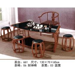 胜芳茶道桌批发 茶桌椅组合 茶几 茶道桌 泡茶桌 茶艺桌 功夫茶桌 茶台 鸿韵家具