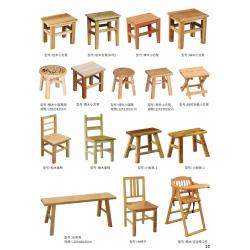 胜芳酒店火烧森批发  梯凳 实木凳子 木质凳子 宝宝椅 长条凳 小板凳 华新家具