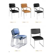 胜芳批发 电脑椅 大班椅 弓形办公椅 四腿办公椅 可旋转办公椅 靠背餐椅  美容椅 理发椅 宝星家具