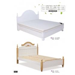 胜芳床铺批发 双人床 实木床 铁条床 折叠双人床 木质双人床 双人板床 北欧家具 卧室家具 酒店家具 鑫源达家具