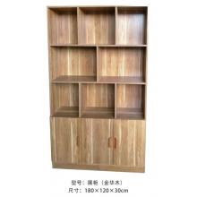 胜芳置物架批发 木质置物架 多层置物架 储物架 收纳架 杂物架 多用架 客厅家具 书房家具 简易家具 兄弟家具
