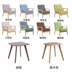 胜芳家具批发 咖啡台 咖啡桌椅组合 茶桌椅组合 三件套会客桌椅 接待桌椅 洽谈桌椅 简约现代 强大家具