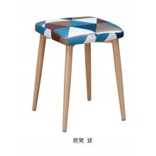胜芳套凳批发 转印套凳 凳子 精品凳子 高档凳子  布艺凳子 休闲凳 恒强家具