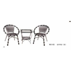 胜芳藤椅批发 藤椅茶几组合 藤编椅子 阳台桌椅 庭院桌椅 休闲桌椅 咖啡台桌椅 室内家具 休闲家具 藤制家具 藤艺家具 编织家具  恒强家具