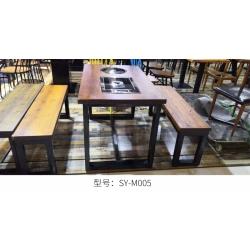 胜芳桌面批发 钢木桌面 快餐桌面 火锅桌面批发 餐厅家具 饭店家具 简易家具 森源松木家具