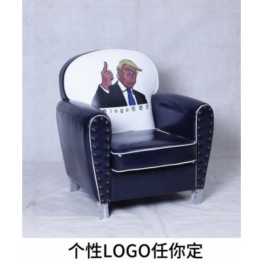 胜芳家具批发 卡座 咖啡椅 懒人椅 沙发椅 复古铁艺卡座 休闲 餐馆西餐厅咖啡厅桌椅组合 谈桌椅组合 振通家具