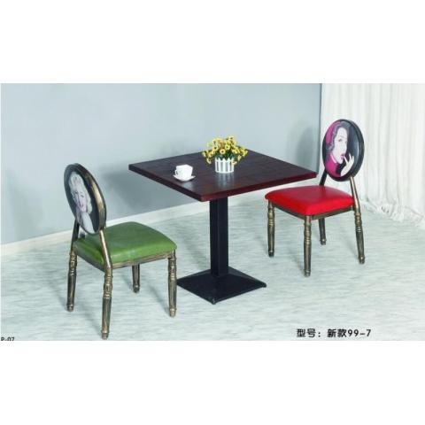 胜芳休闲桌椅批发 休闲餐桌餐椅 咖啡台 会议桌椅 飞豹家具(原和平先锋)