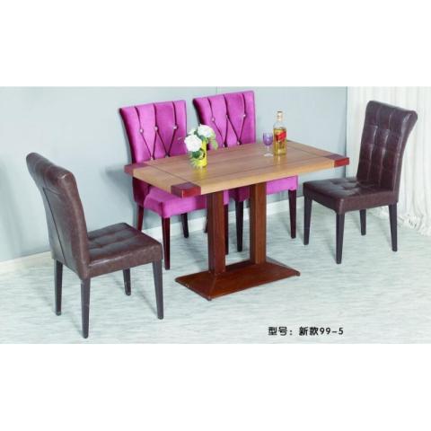 胜芳休闲桌椅批发 休闲餐桌餐椅 咖啡台 会议桌椅 钢木家具 飞豹家具(原和平先锋)