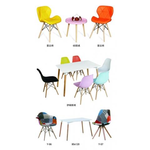 胜芳家具批发 咖啡台 咖啡桌椅组合 茶桌椅组合 三件套会客桌椅 接待桌椅 洽谈桌椅 简约现代 万家乐家具