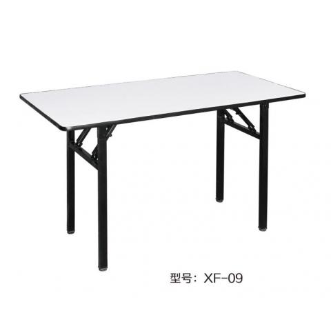 胜芳方圆桌批发 圆形简易折叠餐桌 正方形餐桌 酒店大圆桌 小户型家用折叠饭桌 达成家具