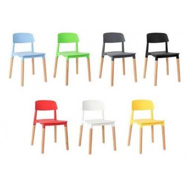 胜芳家具批发才子椅子现代简约书桌椅家用餐厅靠背椅电脑椅凳子实木北欧餐椅兴东家具