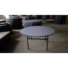 pvc圆桌,弹簧桌架,实木桌面,折叠圆桌,实木圆桌,会议桌,培训桌,澳门葡京网上娱乐圆桌