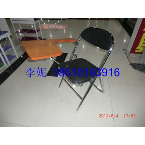 河北胜芳带写字板软包折叠椅,河北胜芳记录椅子,河北胜芳培训椅子