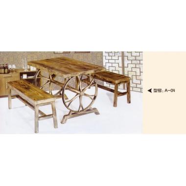 胜芳餐桌椅批发 复古式餐桌椅 实木餐桌椅 主题餐桌椅 转印餐桌椅 钢木家具 快餐桌椅 休闲家具 鑫磊家具