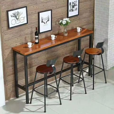 胜芳家具批发   吧椅  吧桌   餐椅  餐桌  快餐桌  北欧工业风家具   奥群家具