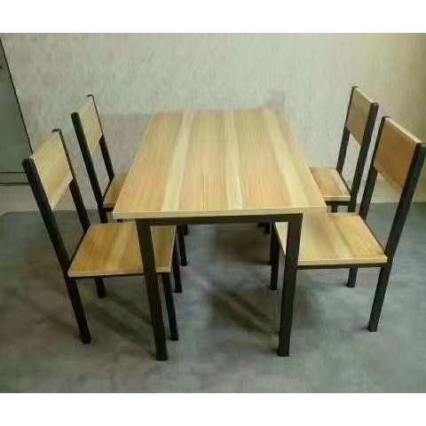 胜芳快餐桌椅批发 钢木餐桌 钢木餐桌椅 食堂餐桌 饭店餐桌 小吃店餐桌 学校餐桌 钢木家具 酒店家具 餐厨家具 福旺家具