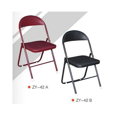 胜芳折叠椅批发 双折椅 折叠椅 家用会客椅  电脑椅 办公椅 培训椅 会议椅 华特家具