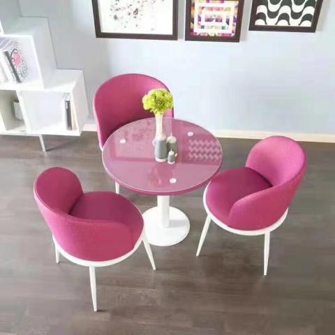 胜芳餐桌椅批发 餐桌椅 个性 主题桌椅 现代简约成人 客厅书房椅设计师家具 餐椅桌椅组合 创意写字桌椅洽谈桌椅 华惠家具