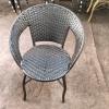 胜芳藤椅批发藤椅3件套盆椅