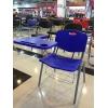 加厚塑料培训椅 办公椅会议椅大写字板椅电脑椅子培训塑钢椅