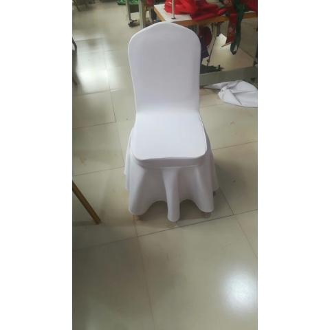 胜芳专业批发台布,椅套,弹力椅套,桌罩,口布,各种酒店布草。