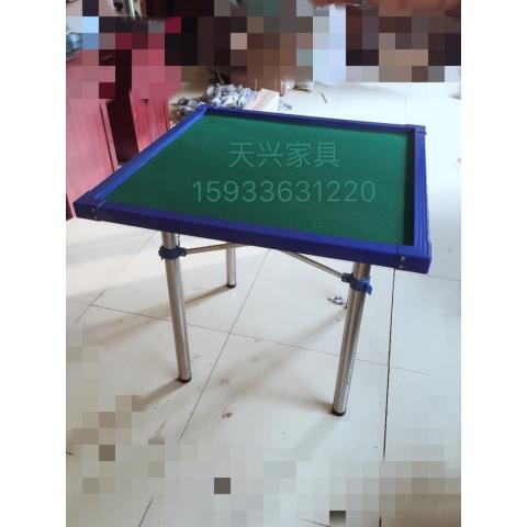 胜芳麻将桌批发 实木麻将桌 可折叠麻将桌 两用麻将桌 多功能麻将桌 手动麻将桌 麻雀台 休闲娱乐家具