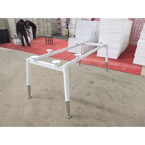 办公桌办公钢架桌架五金配件桌子腿餐桌