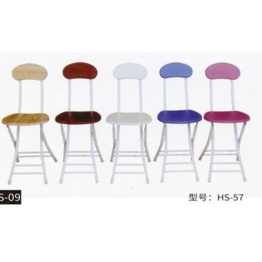 胜芳家具批发 培训椅 塑料 可折叠椅子 职员办公接待椅 会场靠背椅子 会议折椅 红生家具