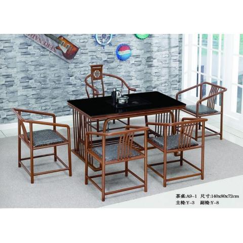 胜芳茶道桌批发 茶桌椅组合 茶几 茶道桌 泡茶桌 茶艺桌 功夫茶桌 茶台桌 起点家具