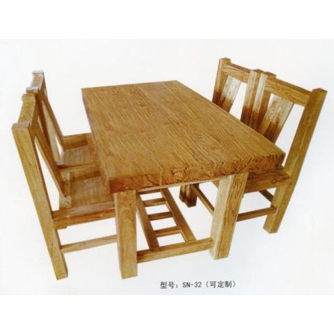 胜芳家具批发 火烧木桌椅 碳烧木桌椅 澳门葡京网上娱乐桌椅 实木餐桌餐椅 户外实木餐桌椅 实木餐桌椅 原木桌椅 鑫胜楠家具