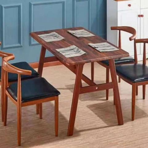 胜芳家具批发腾凯家具批发大小圆桌方桌长条桌主题餐桌餐椅各种桌架