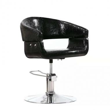 胜芳88必发手机版登录 铁艺复古美发椅 美容椅 美发椅 发廊升降可专用理发椅 旋转理发椅 可扶手理发椅 翰森家具