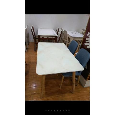 胜芳餐台批发 餐桌 玻璃餐桌 玻璃餐台 小户型餐桌 钢化玻璃餐桌 平板玻璃餐桌 时尚简约 餐厅家具 餐厨家具 宏强家具